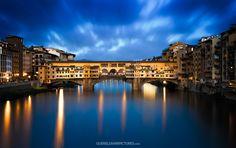 The Old Bridge by guerel sahin