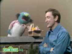People in Your Neighborhood - Sesame Street. (*I had such a huge crush on Bob! *sigh*._LL).