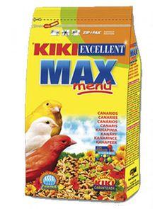 Canary bird food
