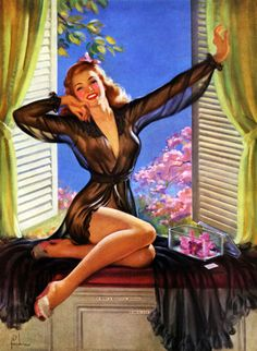 O What a Beautiful Morning (c.1950s) by Art Frahm