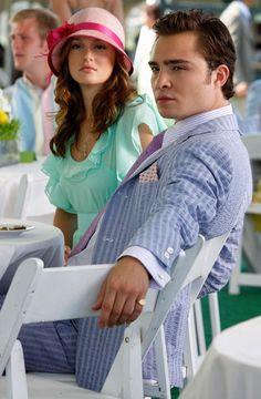 Blair: Mais tu es Chuck Bass.. Chuck: Je ne suis pas Chuck Bass sans toi.