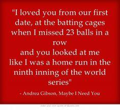 Andrea Gibson, Maybe I Need You