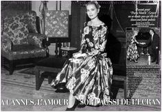 Grace Kelly a Monaco,1955