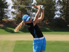 Women's golf shows glimpse of potential in Palm Desert