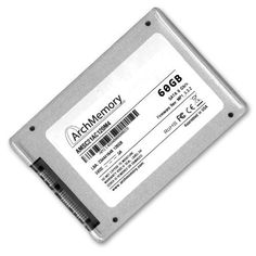 60 GB SSD Solid State Hard Drive SATA 3 III 6.0 Gb/s 2.5 Inch with TRIM Support & Sandforce Controller 60GB by Arch Memory. $96.95. Based on the Sandforce controller ( SF-2281 ), Arch Memory SSDs (Solid State Drives) combine enterprise class performance and reliability with low power operation to make the ideal mobile drive. The high read and write performance of the SSD will satisfy the most demanding gamer and power user. While the low power mode extends battery life for the...
