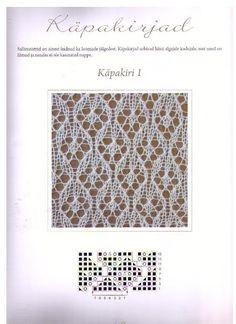 Estonian Lace pattern                                                                                                                                                                                 Más