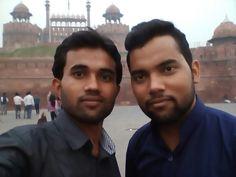With Kapil Singh