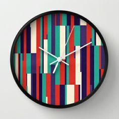 The Feeling Kind Wall Clock by Danny Ivan - $30.00