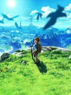 BREATH OF THE FUCKING WILD PEOPLE. INFINITE HYPE.