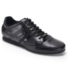 Bambooa Asti Black Leather Mens Designer Casual Shoes Trainers New RRP Great Mens Fashion, All Black Sneakers, Casual Shoes, Trainers, Black Leather, Shopping, Design, Tennis Sneakers, All Black Running Shoes