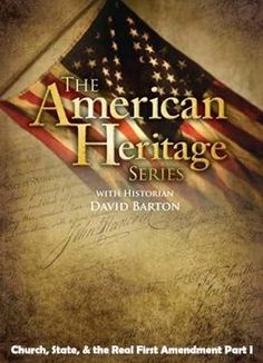 The American Heritage Series... Pinning this so I remember to watch this series on Pure Flix!