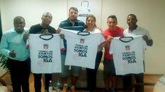 Camisa da Vai Vai para Liga de Futebol Paulista