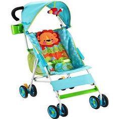 7f02b35290 Fisher Price Precious Planet Umbrella Stroller Large Storage Bags, Bag  Storage, Girl Nursery Themes