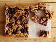 PB and J Blondie from FoodNetwork.com