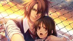 Okita Souji & Yukimura Chizuru | 薄桜鬼SSL ~sweet school life~ (Hakuouki SSL otome game) #game #otomegame