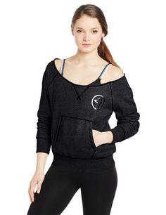 Zumba Fitness Women's Fleece Me Crew Neck Sweater, Sew Black, X-Small Zumba Fitness http://www.amazon.com/dp/B00GIST8II/ref=cm_sw_r_pi_dp_9wN4tb1JEKKM8