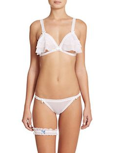 4ffa93306fcc6 Aubade - Desire Box Wedding Lingerie Set Honeymoon Style