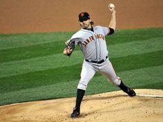 San Francisco Giants Barry Zito