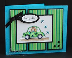 Happy Day CC153 by Shel9999 - Cards and Paper Crafts at Splitcoaststampers