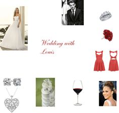 """""""Wedding with Louis"""" by fistokes on Polyvore"""