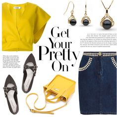 20 Polyvore Outfits : Luxury Style With Pearl Jewelry