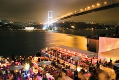 """See 23659 photos and 2354 tips from 172593 visitors to Reina. """"Rumored to be the best night club in Istanbul. Restaurant Bar, Night Club, Night Life, Istanbul Restaurants, Summer Club, Istanbul Travel, Grand Mosque, Beautiful Sites, Four Seasons Hotel"""