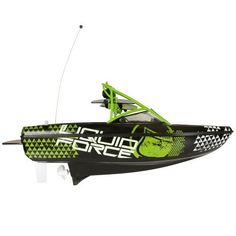 RC-BOAT-WAKEBOARD-REMOTE-CONTROL-ALL-AGE-NAUTICAL-TOY-FULL-FUNCTION-BATTERY-OP #LiquidForce