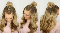 http://www.beautifuldiyhairstyles.com/mohawk-braid-top-knot-hair-tutorial/