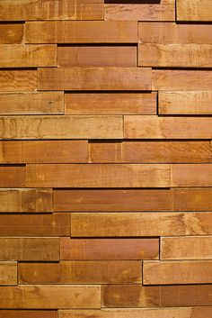 Wood for a basement wall