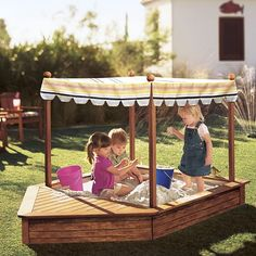 Sandbox...so cute! this would be cute to combine with the other one.