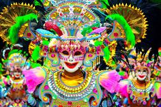 Masskara Festival by Wilfredo Lumagbas Jr. on 500px