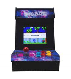 Console de Retro Gaming PICADE avec ecran = 229 EUR