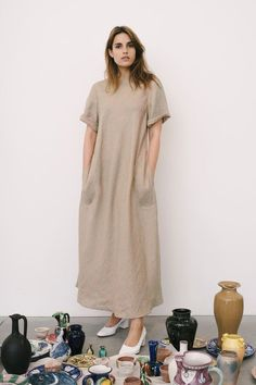 Lace dress vogue 0995