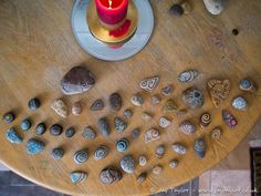 Stones, stones and more stones... taking orders and purchase requests now via jay@jaytaylor.co.uk