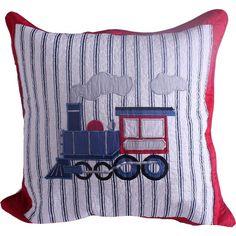 train pillow