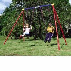 Kettler Deluxe Double Swing (Sports)