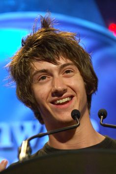 <b>The Arctic Monkeys frontman has grown in time into the sort of person…