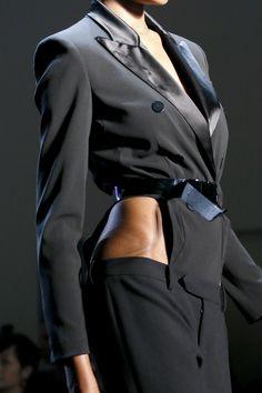 Jean Paul Gaultier - Spring 2013 Ready-to-Wear - Look 7 of 145