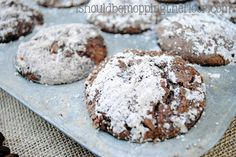 i should be mopping the floor: Salted Caramel Mocha {Doughnut-Style} Muffins: #whatsyourid