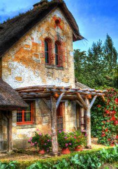 Versailles Cottage Garden via smugmug.com