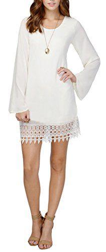 Womens Casual Long Sleeve Tunic Shirt Dress 5th Avenue http://smile.amazon.com/dp/B0118NIUUO/ref=cm_sw_r_pi_dp_lFN1vb13QYW8P