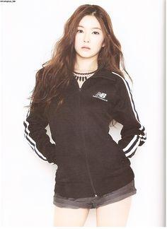 Red Velvet Irene // She looks amazing