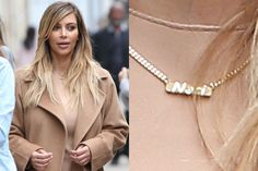 kim kardashian nori necklace - Google Search