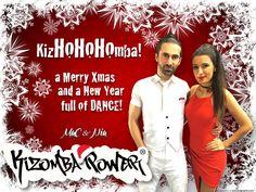 KizHO-HO-HOmba! - have a Merry Xmas and a New Year full of DANCE! MaC & Nia - Kizomba Power #kizomba #kizombapower #xmas