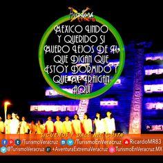 #México lindo y querido, si muero lejos de ti, que digan que estoy dormido y que me traigan aquí http://www.aventuraextrema.com.mx #VivaMexico #Orgulloso
