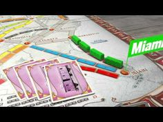 Ticket to Ride – a board game series by Alan R. Moon, published by Days of Wonder