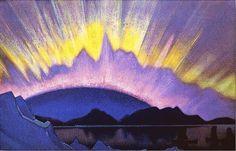 Nicholas Roerich - Light of Shambala