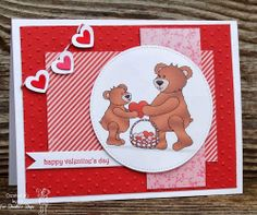 Creative Crafts by Lynn: Bear With Me