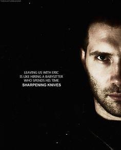 Divergent's Eric
