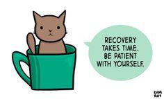 From EMM'S POSITIVITY BLOG. #recovery #mentalhealth #mhcomics